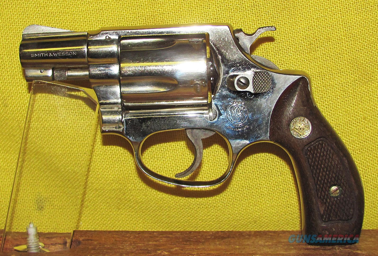 S&W 36  Guns > Pistols > Smith & Wesson Revolvers > Small Frame ( J )