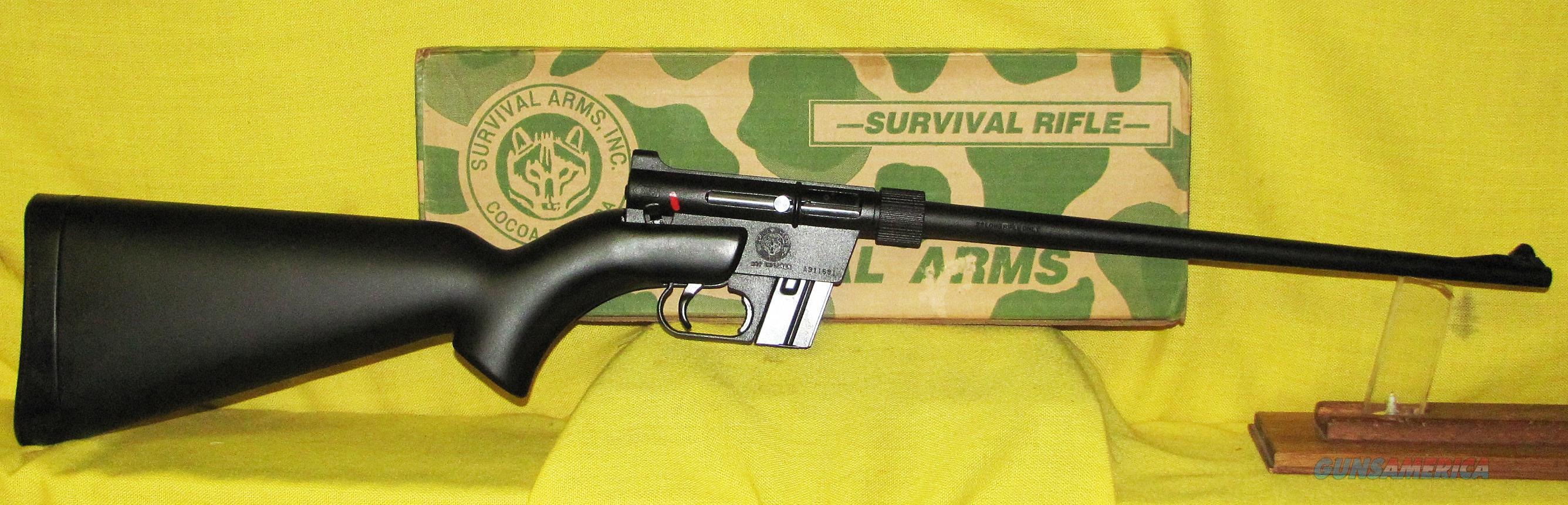 SURVIVAL ARMS AR-7 EXPLORER  Guns > Rifles > Charter Arms Rifles