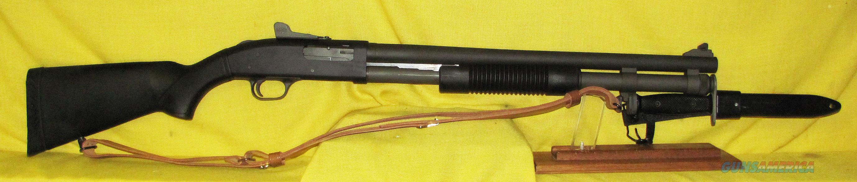 MOSSBERG 590-A1  Guns > Shotguns > Mossberg Shotguns > Pump > Tactical