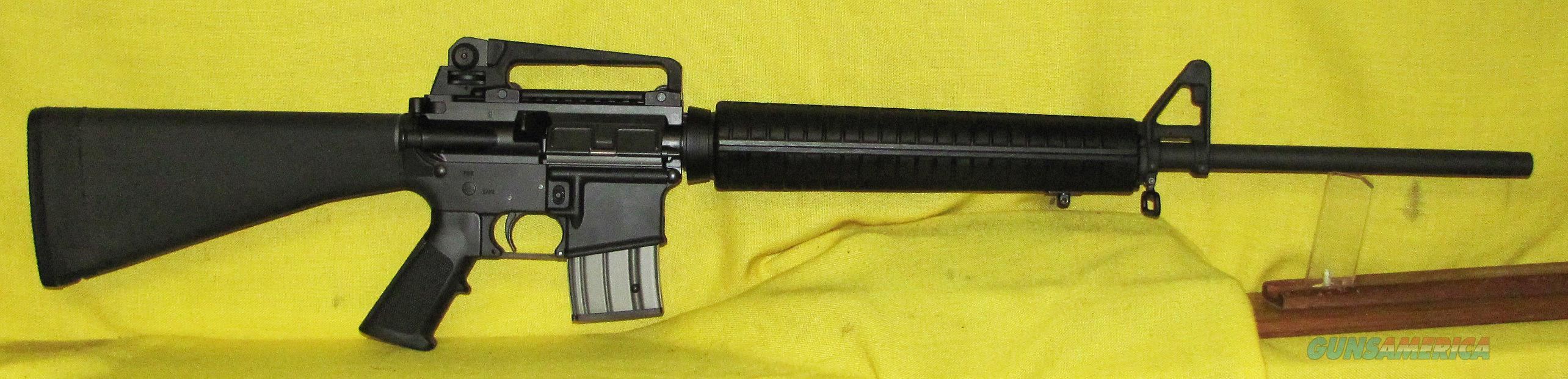 BUSHMASTER XM15-E2S (H-BAR)  Guns > Rifles > Bushmaster Rifles > Complete Rifles
