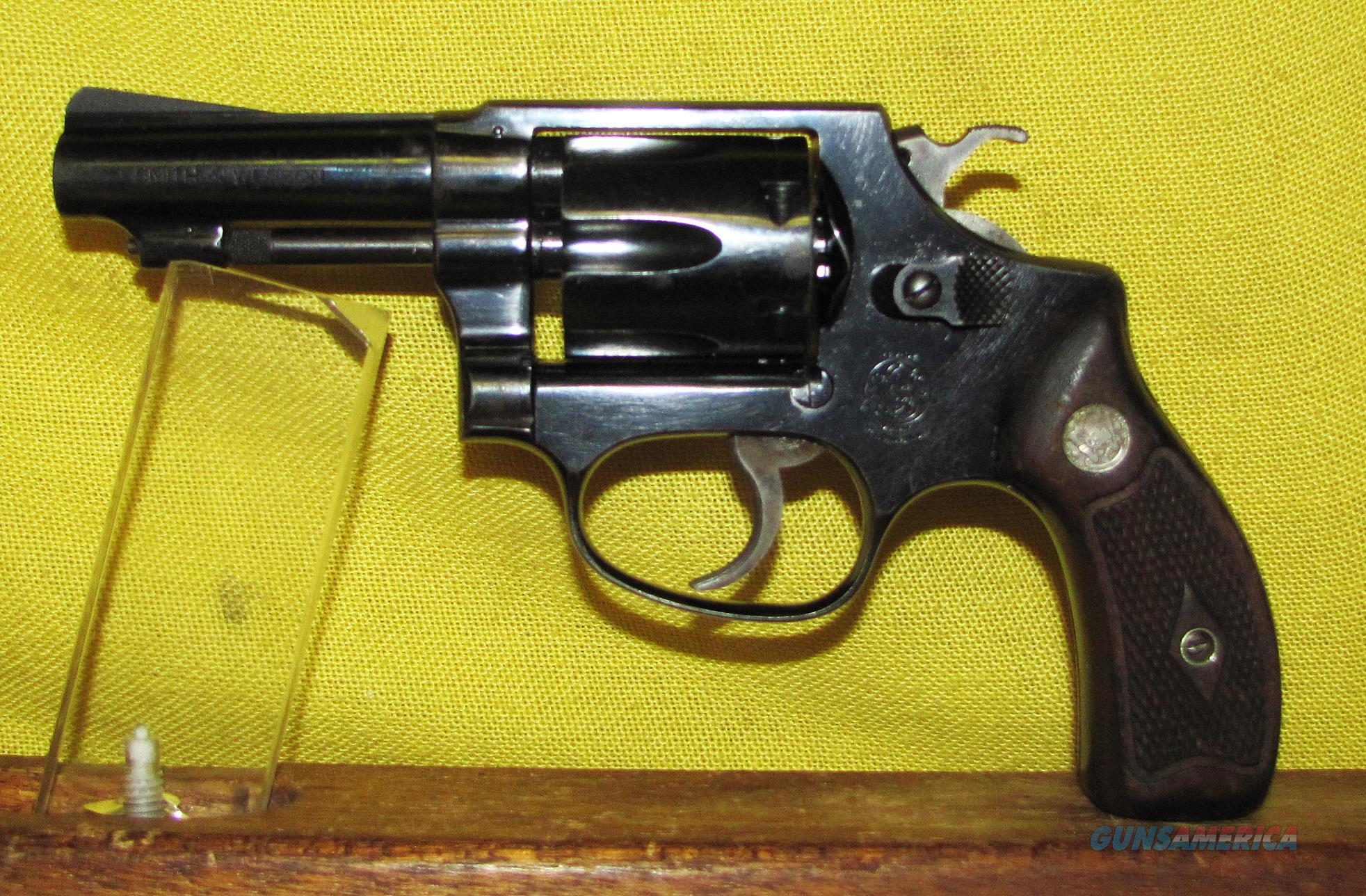 S&W 30-1  Guns > Pistols > Smith & Wesson Revolvers > Small Frame ( J )