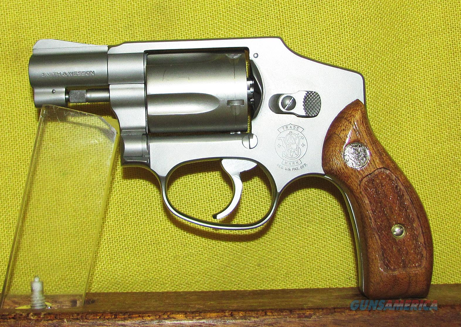 S&W 640  Guns > Pistols > Smith & Wesson Revolvers > Small Frame ( J )