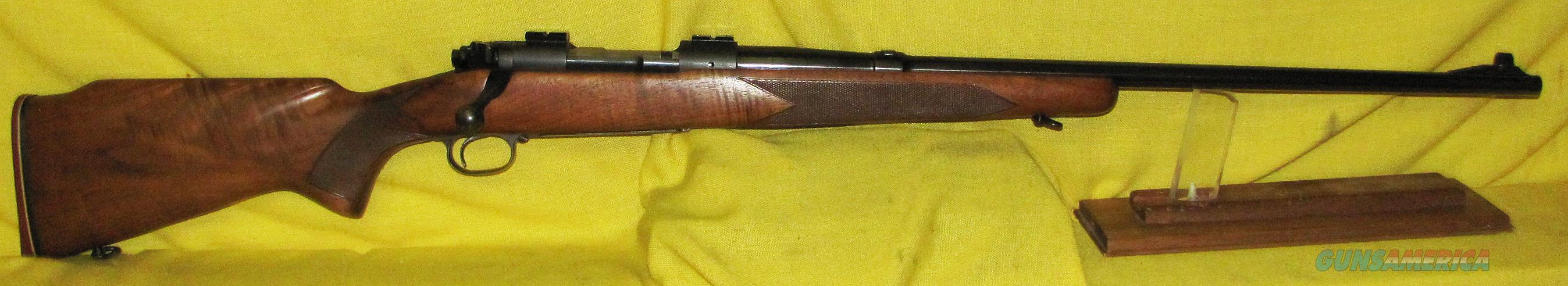 WINCHESTER 70  Guns > Rifles > Winchester Rifles - Modern Bolt/Auto/Single > Model 70 > Pre-64