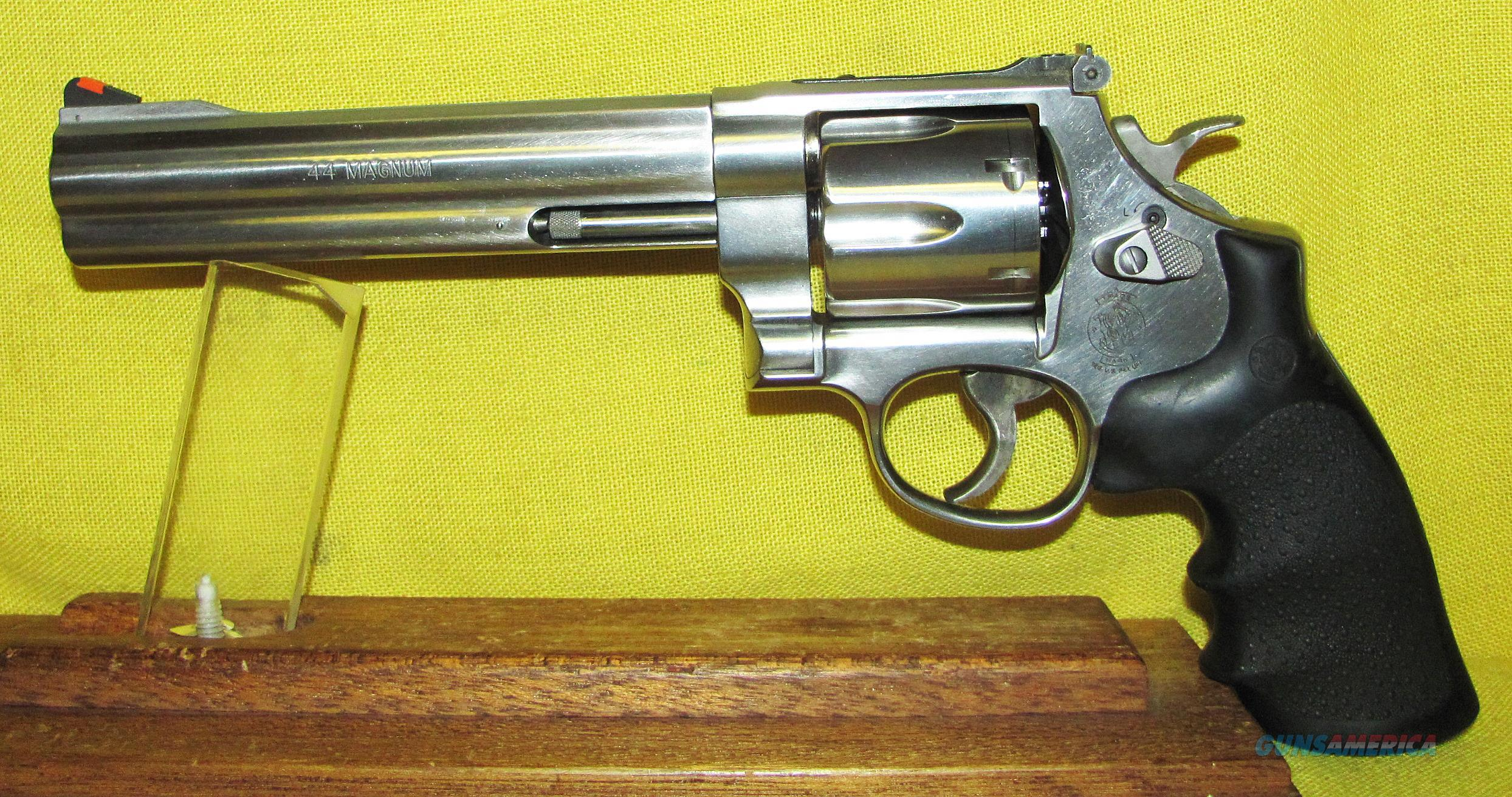 S&W 629-2 ( CLASSIC )  Guns > Pistols > Smith & Wesson Revolvers > Med. Frame ( K/L )