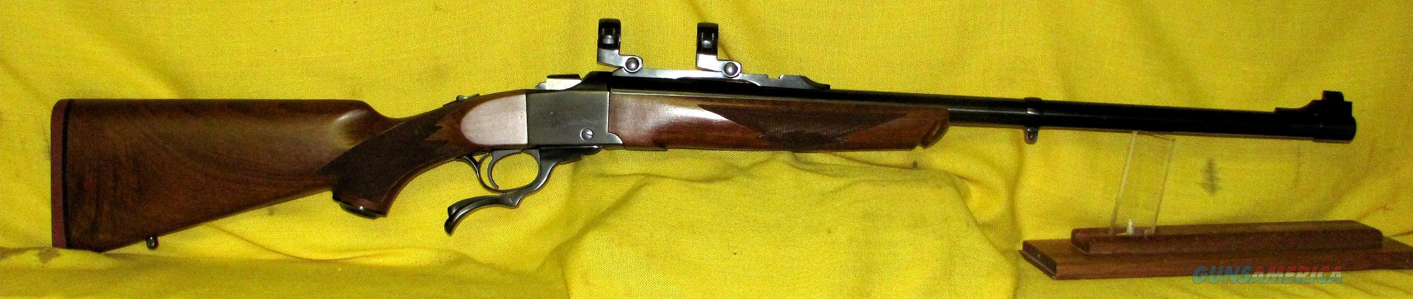 RUGER (TROPICAL) NO1 (1H)  Guns > Rifles > Ruger Rifles > #1 Type