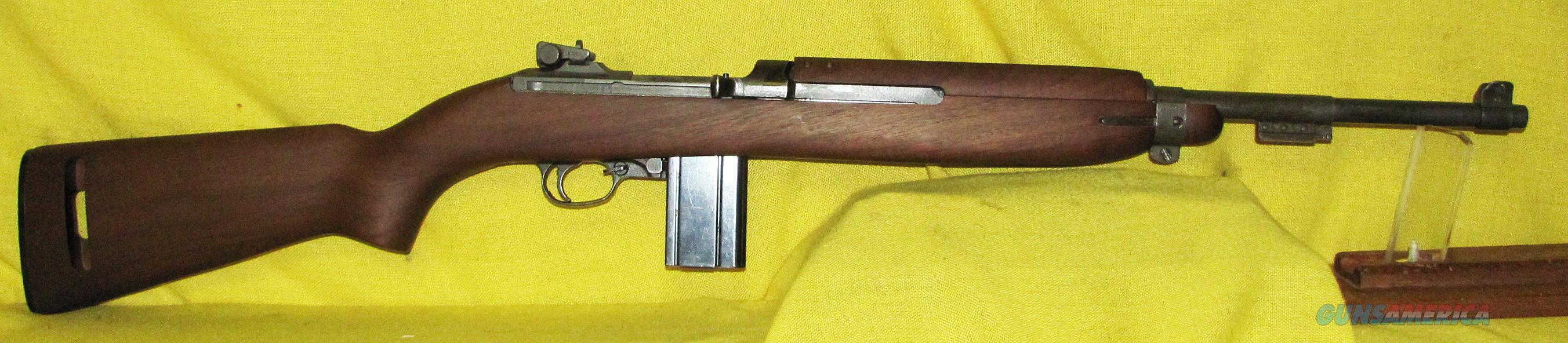 UNDERWOOD M1 CARBINE  Guns > Rifles > Military Misc. Rifles US > M1 Carbine