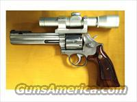 "S&W 686 .357 MAG. 6"" BARREL  Smith & Wesson Revolvers > Full Frame Revolver"