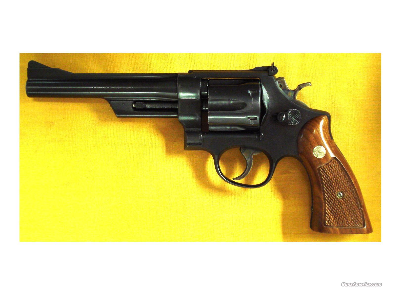 "S&W 28-2 HIGHWAY PATROLMAN .357 6""BBL  Guns > Pistols > Smith & Wesson Revolvers > Full Frame Revolver"