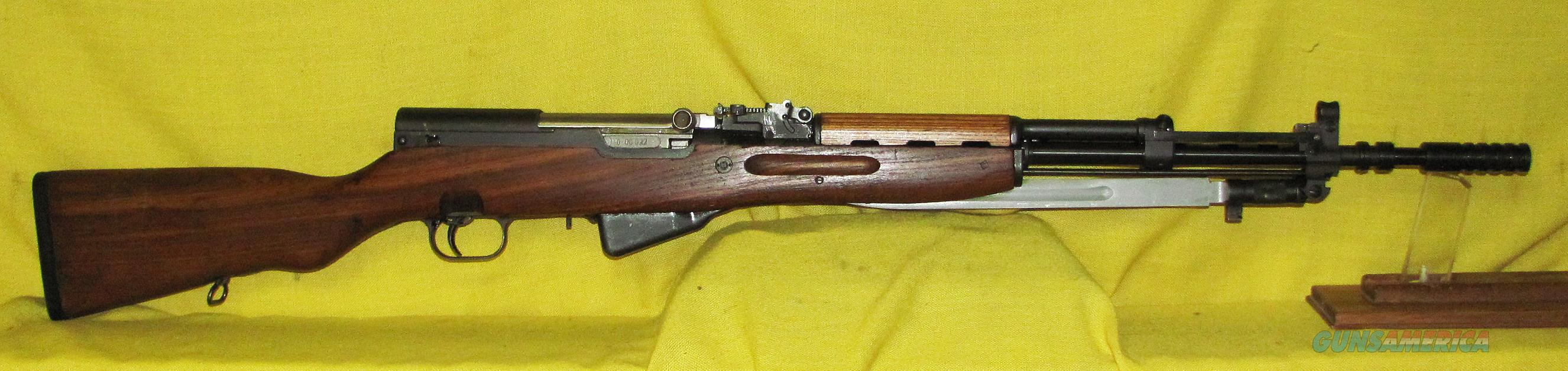 YUGOSLAVIAN M59/66  Guns > Rifles > SKS Rifles