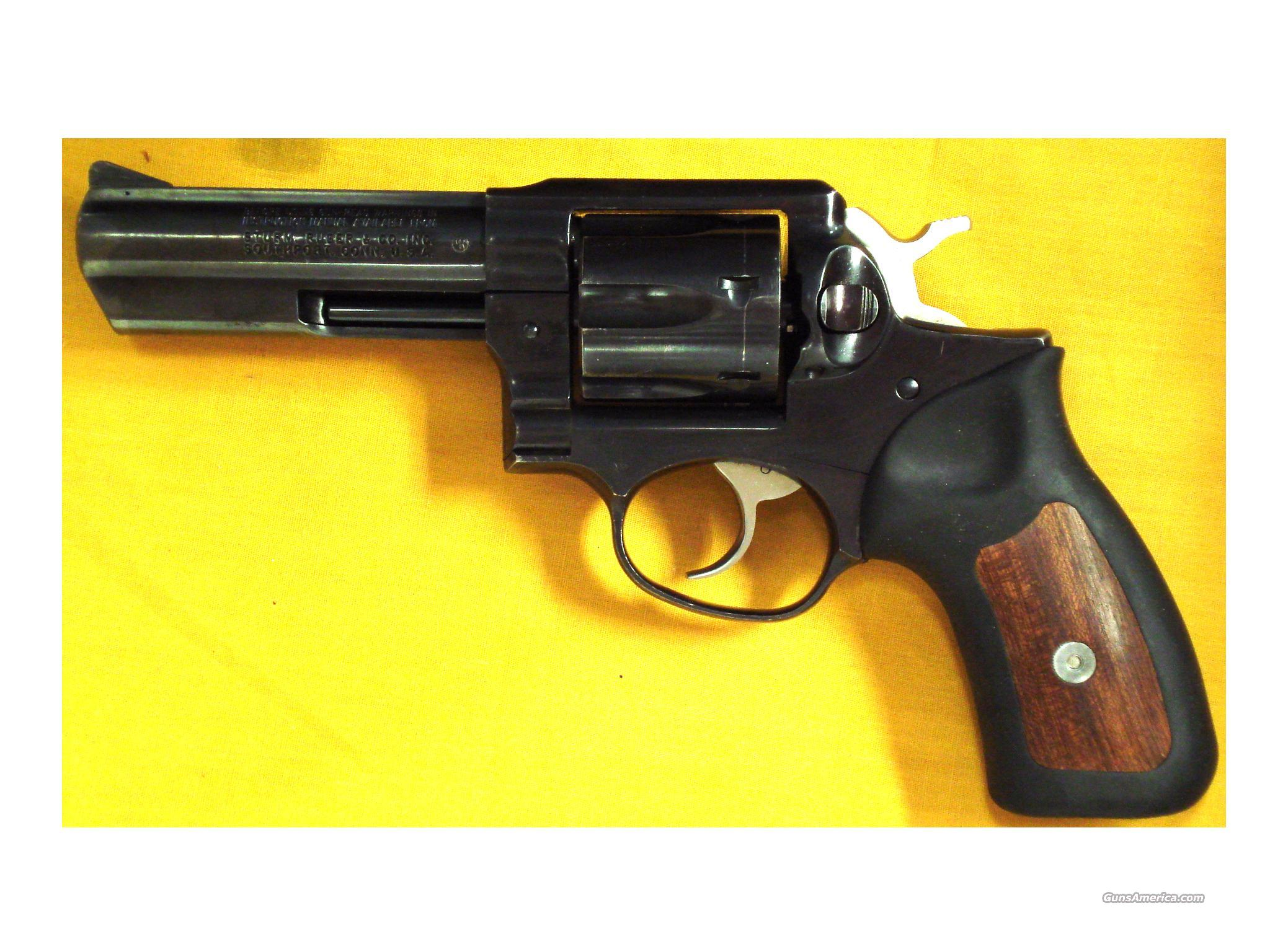 "RUGER GP100 .38SPEC. 4"" BBL  Guns > Pistols > Ruger Double Action Revolver > SP101 Type"