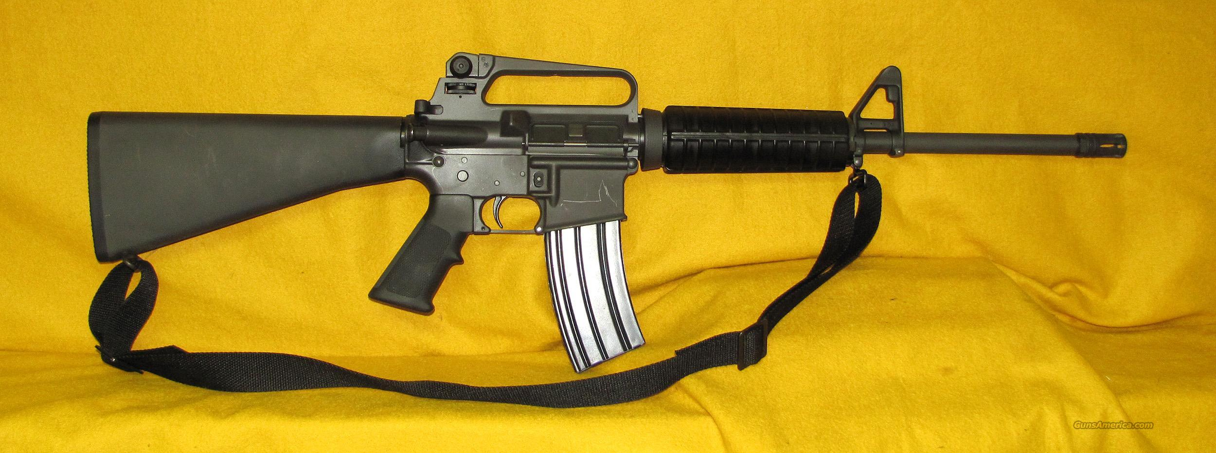 COLT ( SPECIAL CALIBER 762X39 ) AR-15 SPORTER LIGH  Guns > Rifles > Colt Military/Tactical Rifles