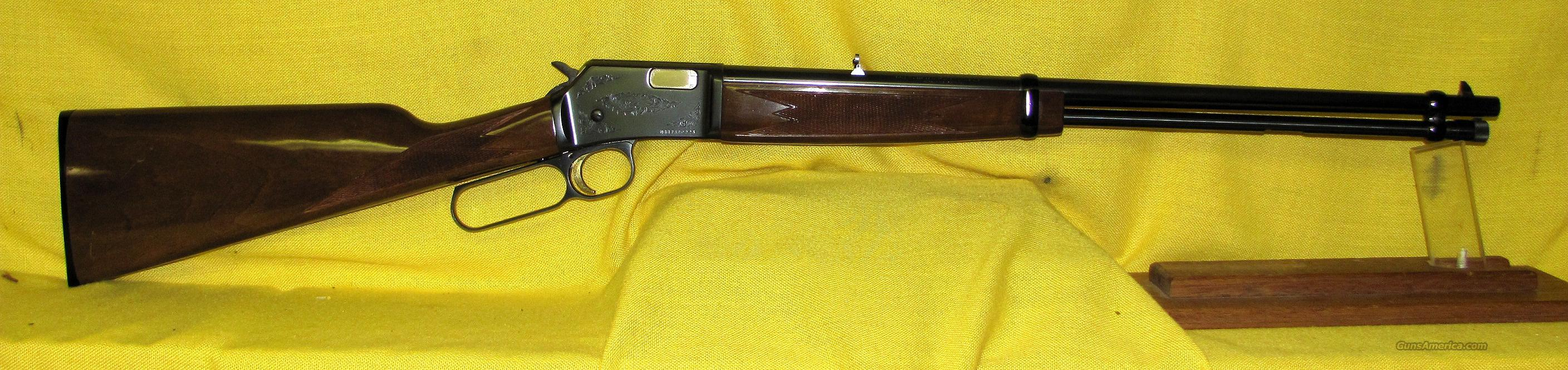 "BROWNING BL22 GRADE 2 .22LR 20"" BBL  Guns > Rifles > Browning Rifles > Lever Action"