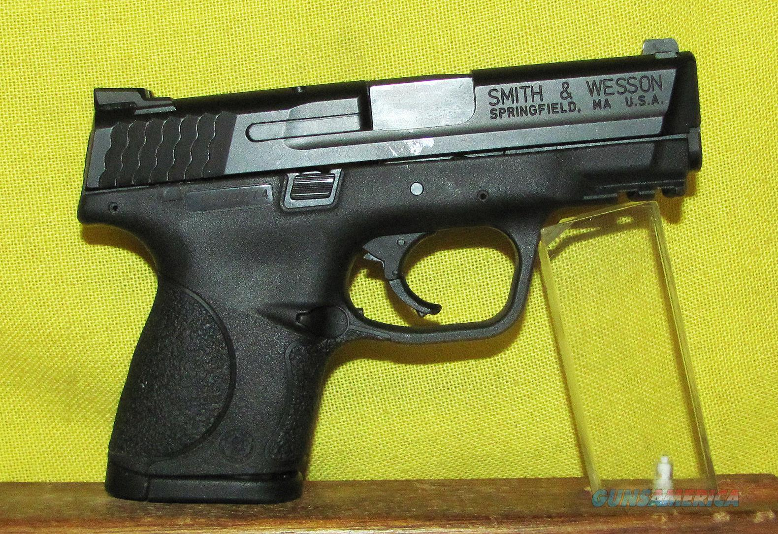 S&W M&P40C  Guns > Pistols > Smith & Wesson Pistols - Autos > Polymer Frame