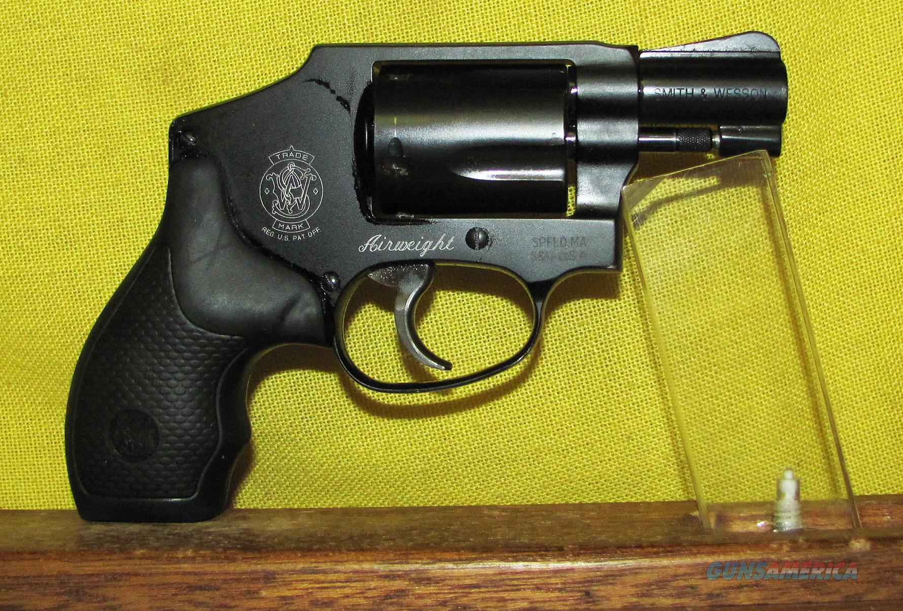 S&W 42  Guns > Pistols > Smith & Wesson Revolvers > Small Frame ( J )