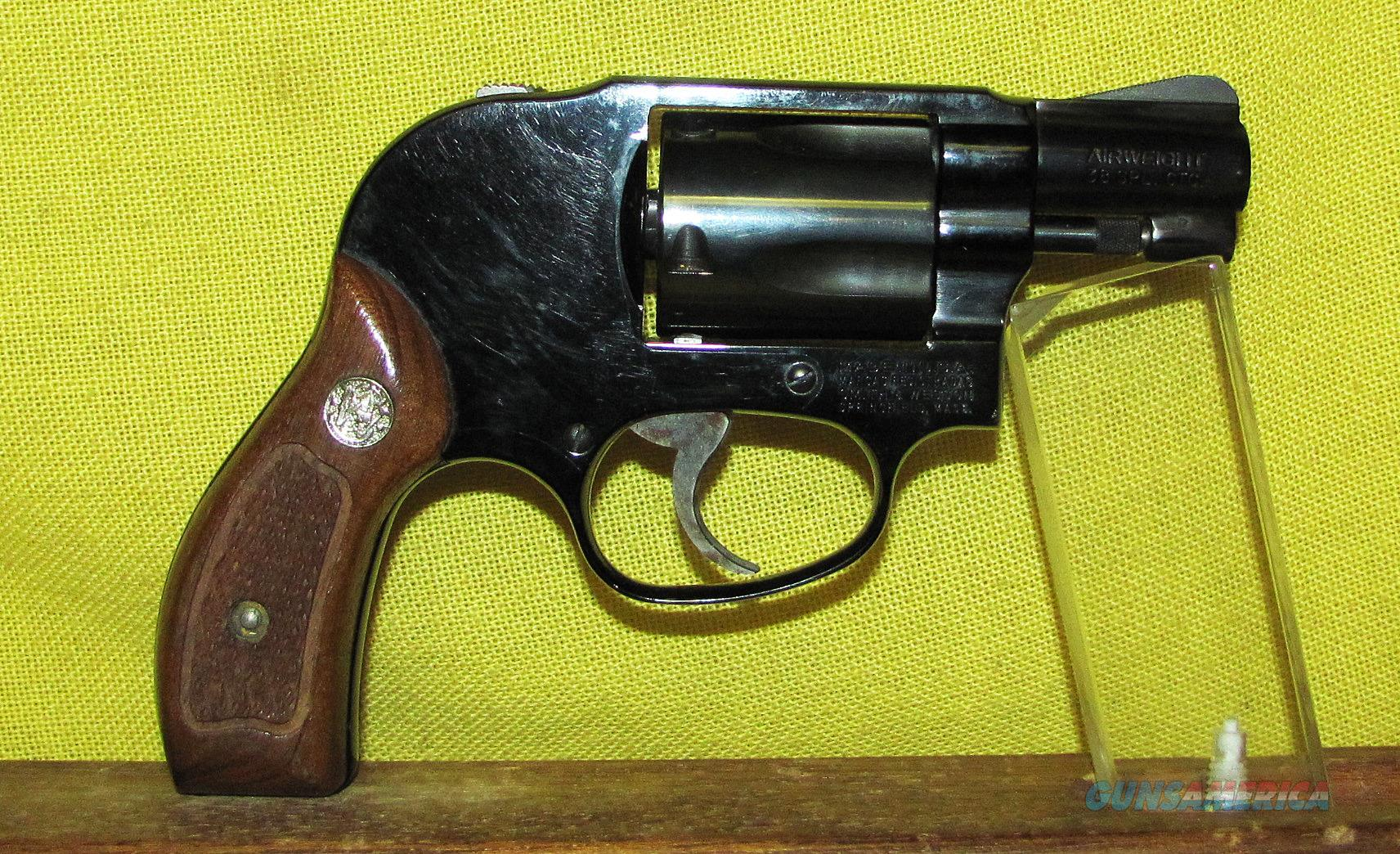 S&W BODYGUARD AIRWEIGHT  Guns > Pistols > Smith & Wesson Revolvers > Small Frame ( J )