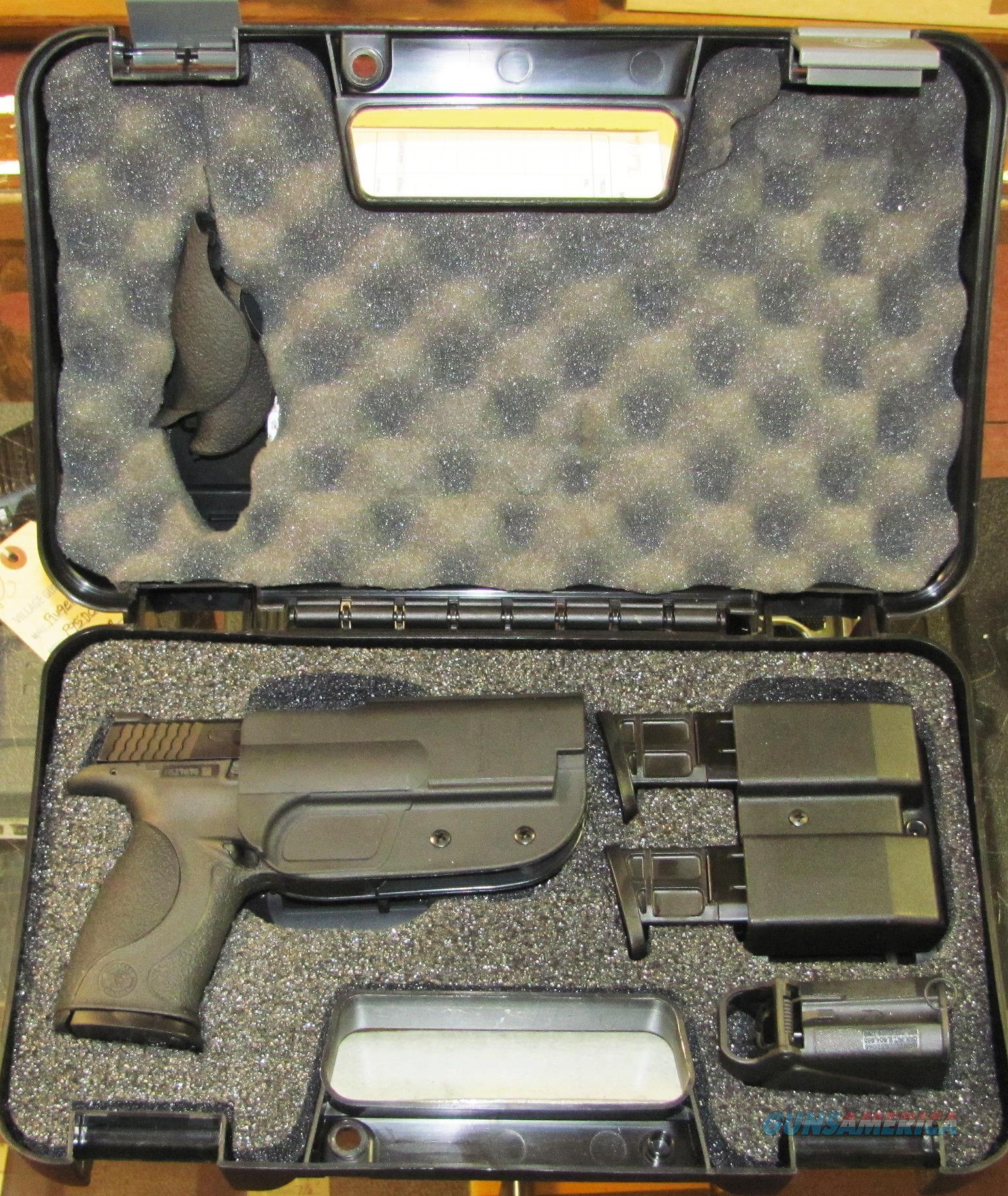 S&W M&P 9  Guns > Pistols > Smith & Wesson Pistols - Autos > Polymer Frame