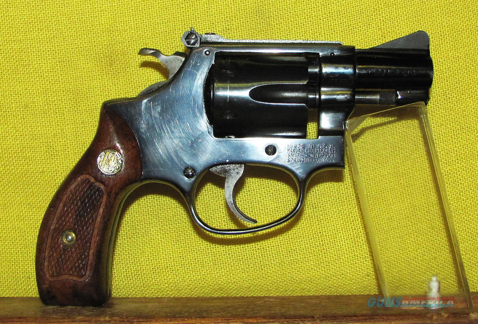 S&W 34-1  Guns > Pistols > Smith & Wesson Revolvers > Small Frame ( J )