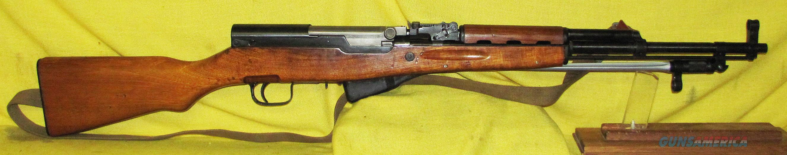 NORINCO SKS  Guns > Rifles > Norinco Rifles