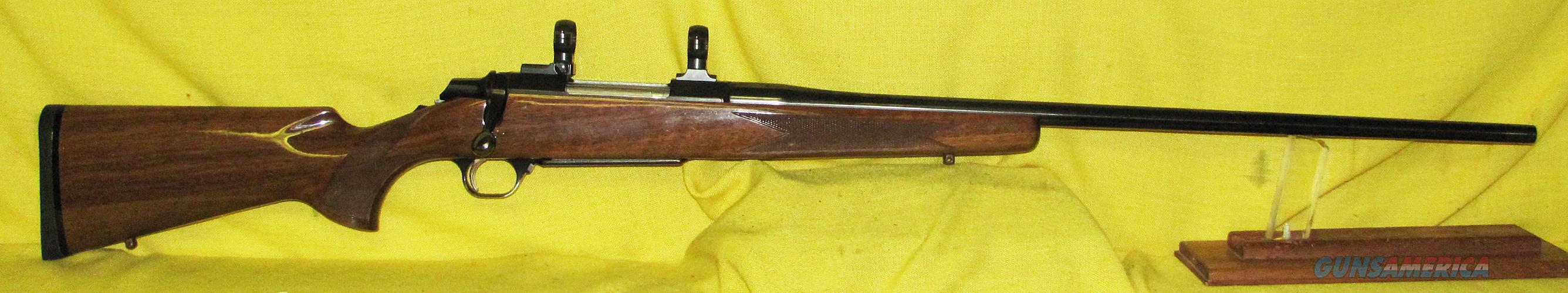 BROWNING A-BOLT (MEDALIST)  Guns > Rifles > Browning Rifles > Bolt Action > Hunting > Blue