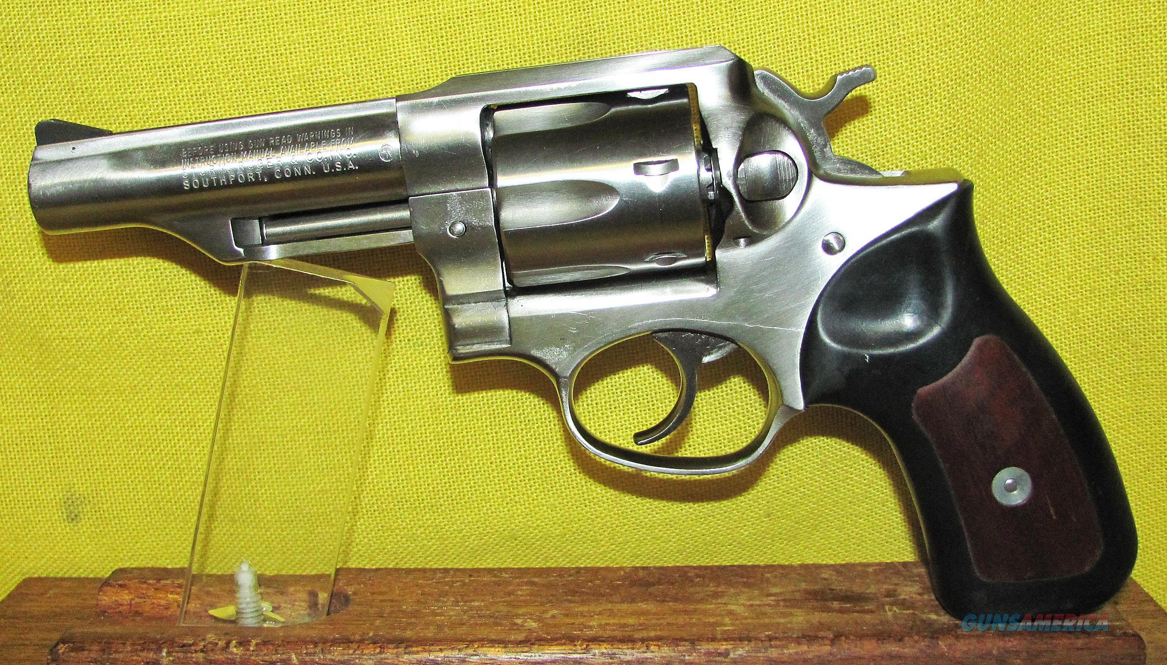 RUGER GP100  Guns > Pistols > Ruger Double Action Revolver > GP100