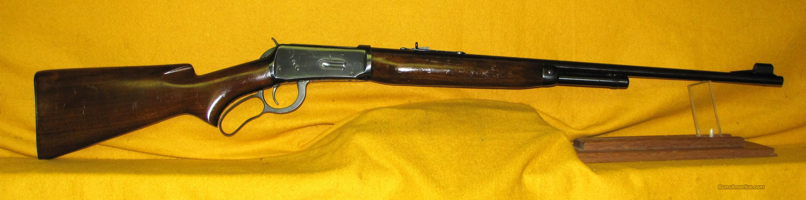 WINCHESTER (PRE 64) 64   Guns > Rifles > Winchester Rifles - Modern Lever > Other Lever > Pre-64