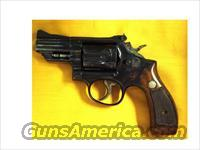 "S&W 19-2 .357 2 1/2"" BARREL  Guns > Pistols > Smith & Wesson Revolvers > Full Frame Revolver"
