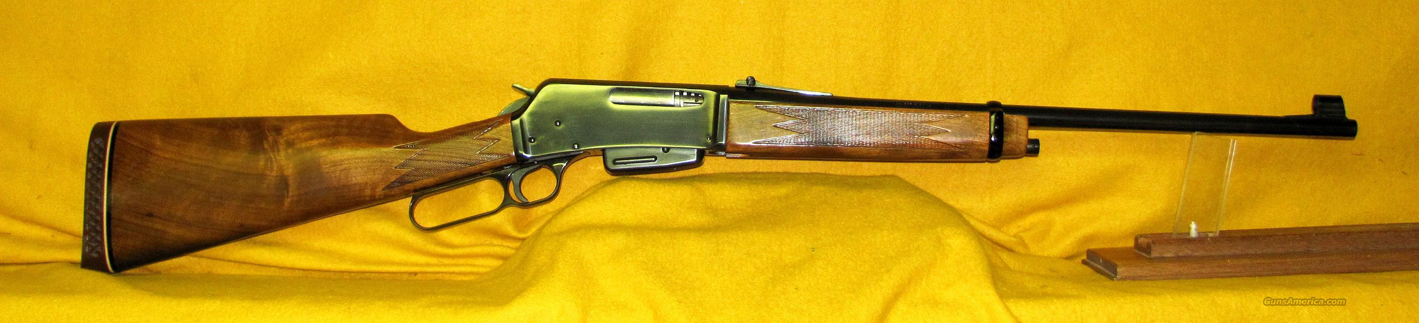 BROWNING ( MADE IN BELGIUM ) BLR  Guns > Rifles > Browning Rifles > Lever Action