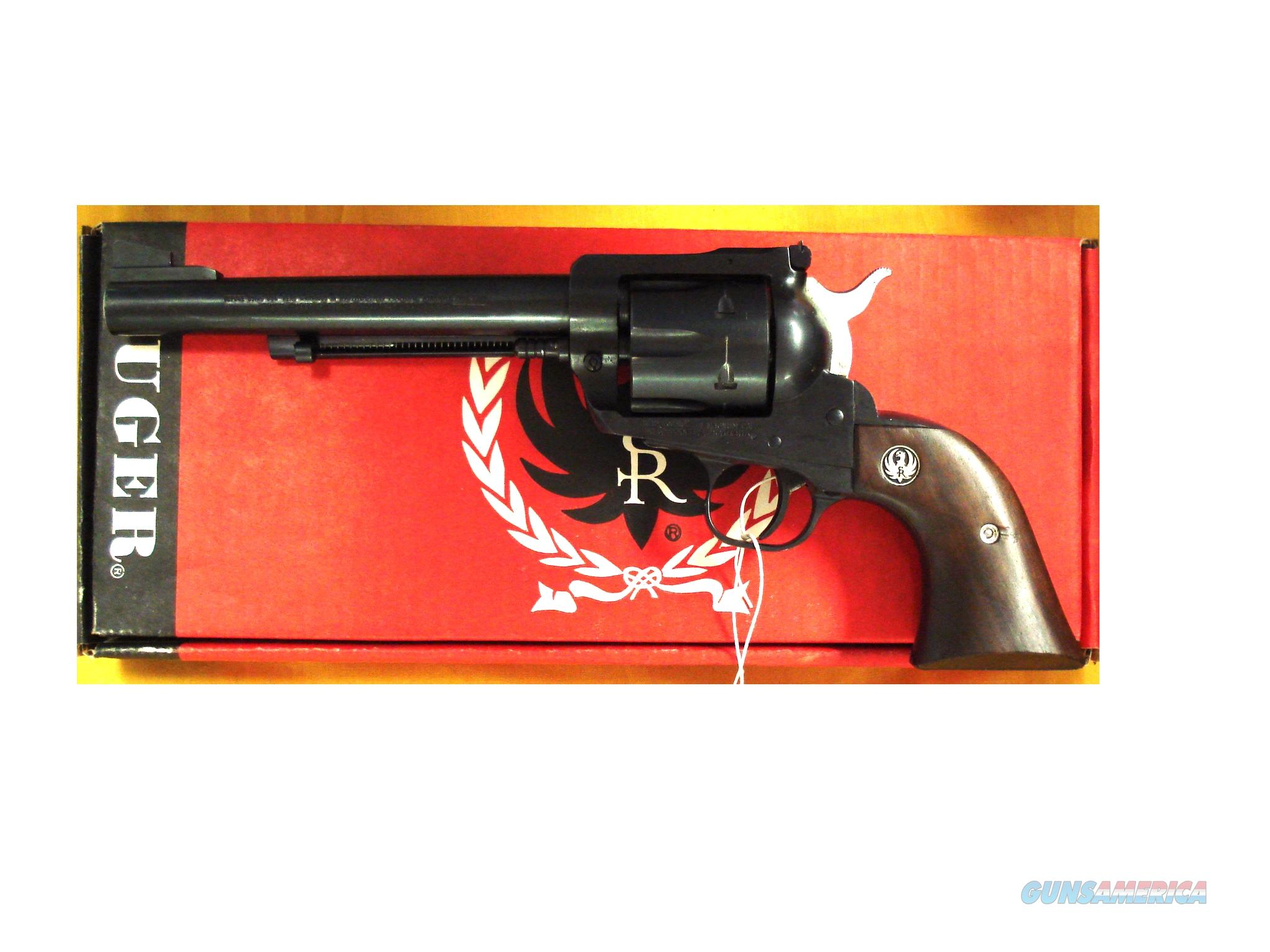 "RUGER NM BLACKHAWK .41 MAG 6 1/2"" BBL (97)  Guns > Pistols > Ruger Single Action Revolvers > Blackhawk Type"