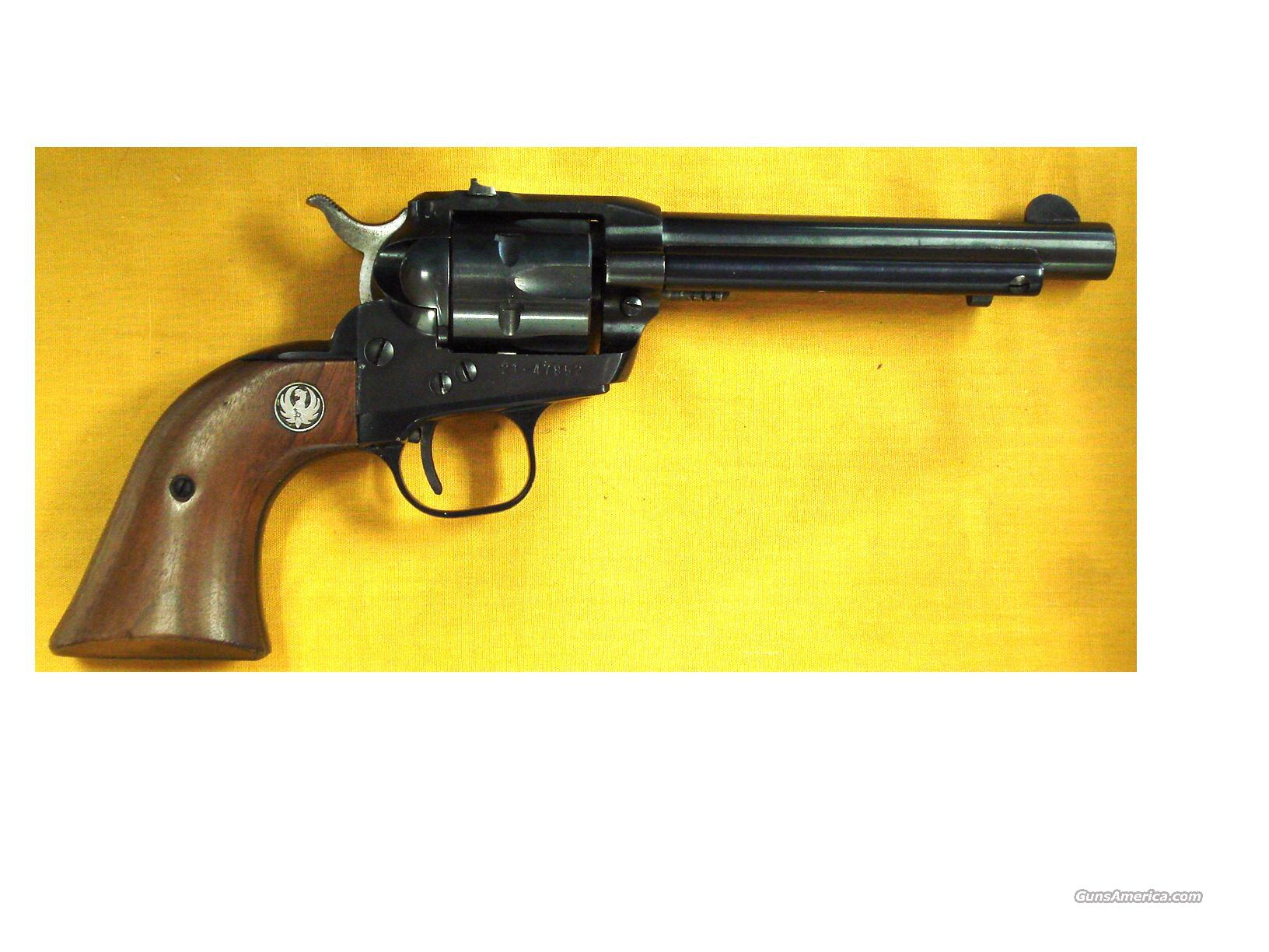 "RUGER SINGLE SIX .22 5 1/2""BBL 3 SCREW  Guns > Pistols > Ruger Single Action Revolvers > Single Six Type"