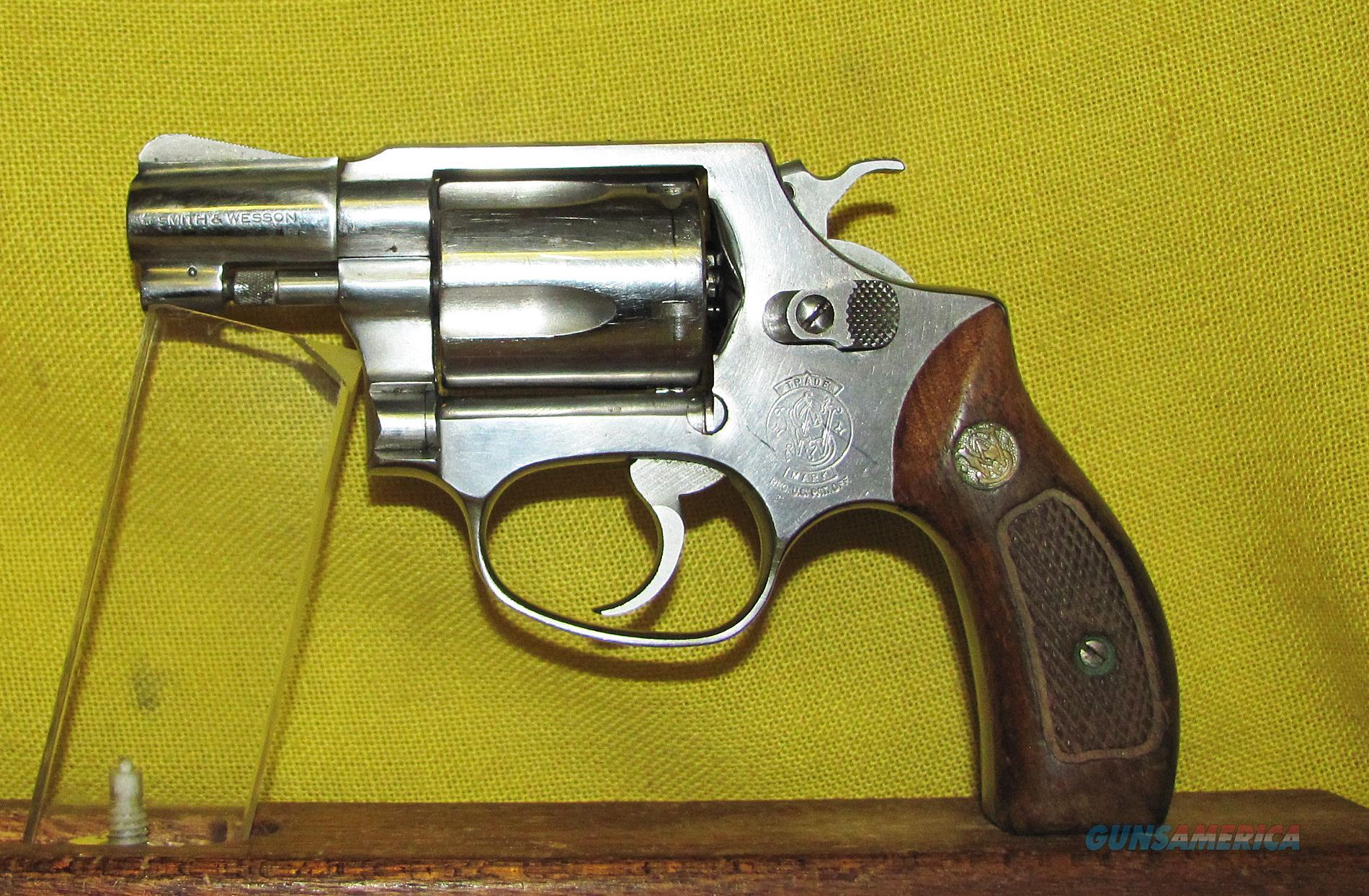 S&W 60  Guns > Pistols > Smith & Wesson Revolvers > Small Frame ( J )