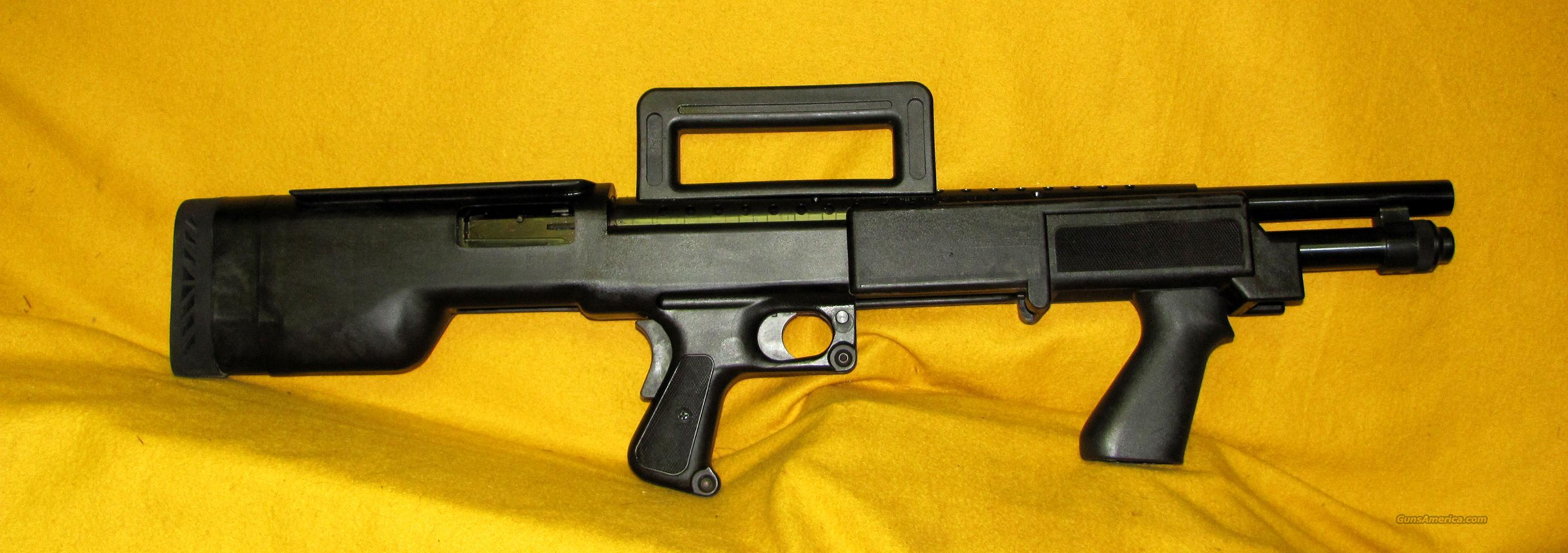 "MOSSBERG 500 BULLPUP 12GA 20""BBL  Guns > Shotguns > Mossberg Shotguns > Pump > Tactical"