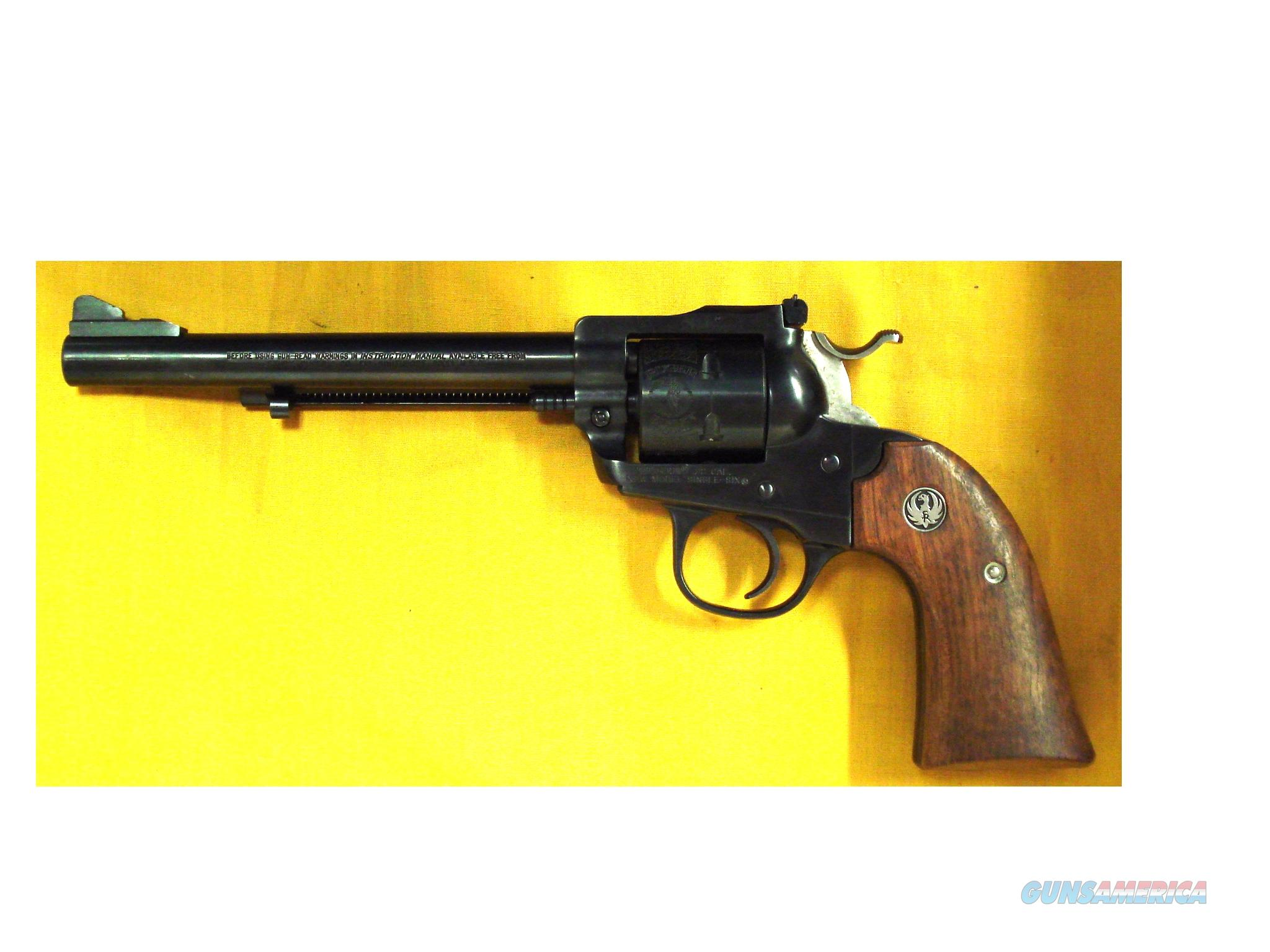 "RUGER NM SINGLE 6 BISLEY .22LR 6 1/2"" BARREL  Guns > Pistols > Ruger Single Action Revolvers > Single Six Type"