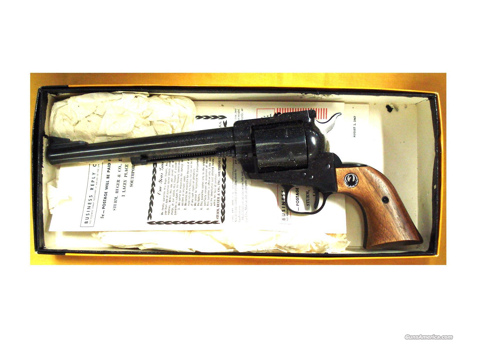 "RUGER BLACKHAWK .30 CARBINE 7 1/2""BBL  Guns > Pistols > Ruger Single Action Revolvers > Blackhawk Type"