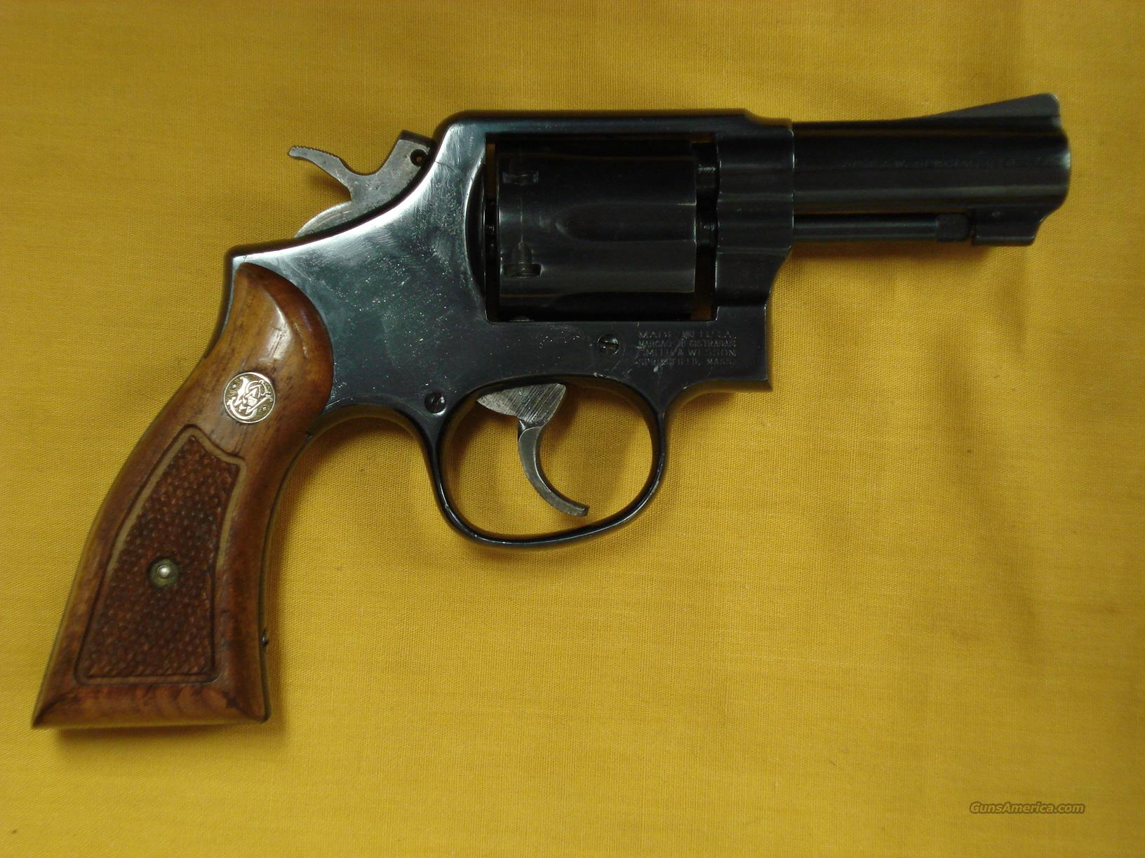"S&W 10-7 .38SPL 3"" BARREL  Guns > Pistols > Smith & Wesson Revolvers > Full Frame Revolver"