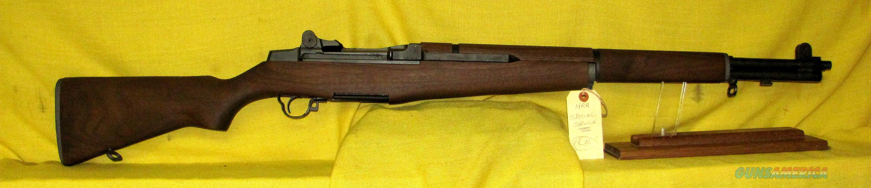 H&R MI GARAND  Guns > Rifles > Military Misc. Rifles US > M1 Garand