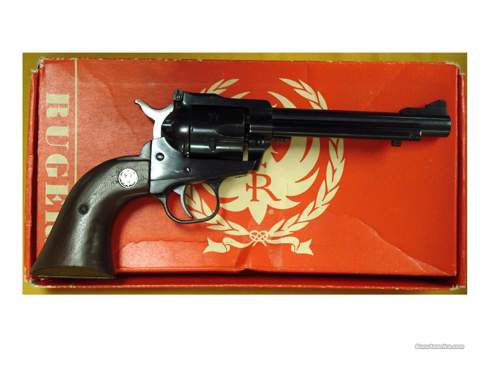 "RUGER N.M. SINGLE SIX .22LR 5 1/2""BBL  Guns > Pistols > Ruger Single Action Revolvers > Single Six Type"