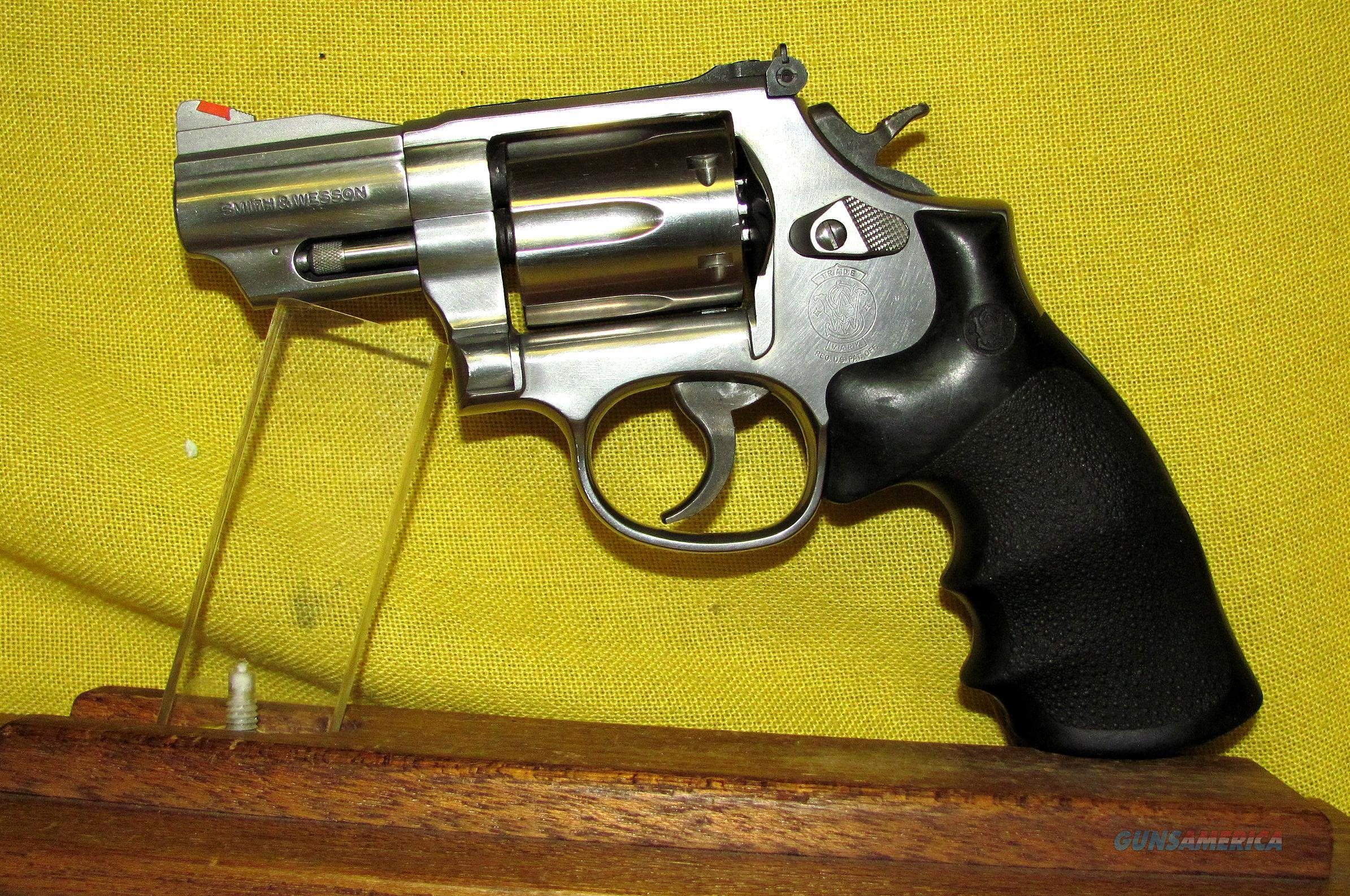 S&W 66-5  Guns > Pistols > Smith & Wesson Revolvers > Full Frame Revolver