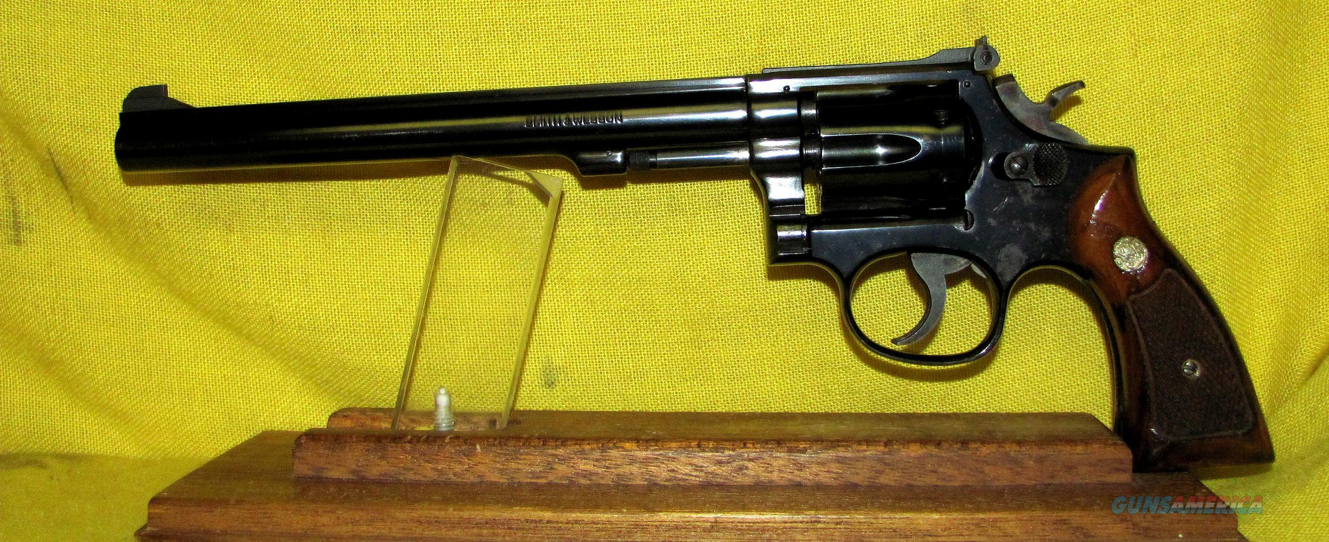 S&W 48-4  Guns > Pistols > Smith & Wesson Revolvers > Full Frame Revolver