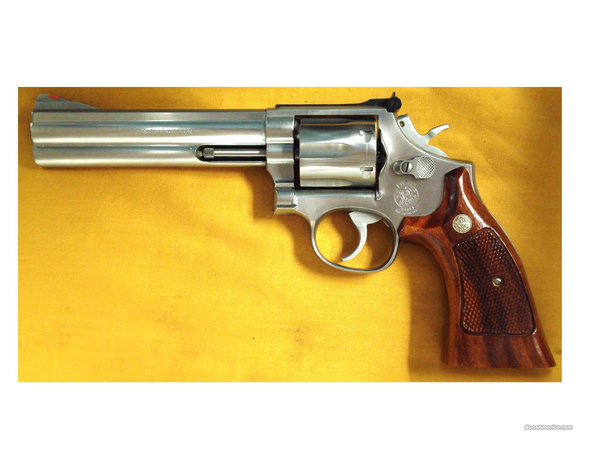 "S&W 686 .357MAG 6"" BARREL  Guns > Pistols > Smith & Wesson Revolvers > Full Frame Revolver"