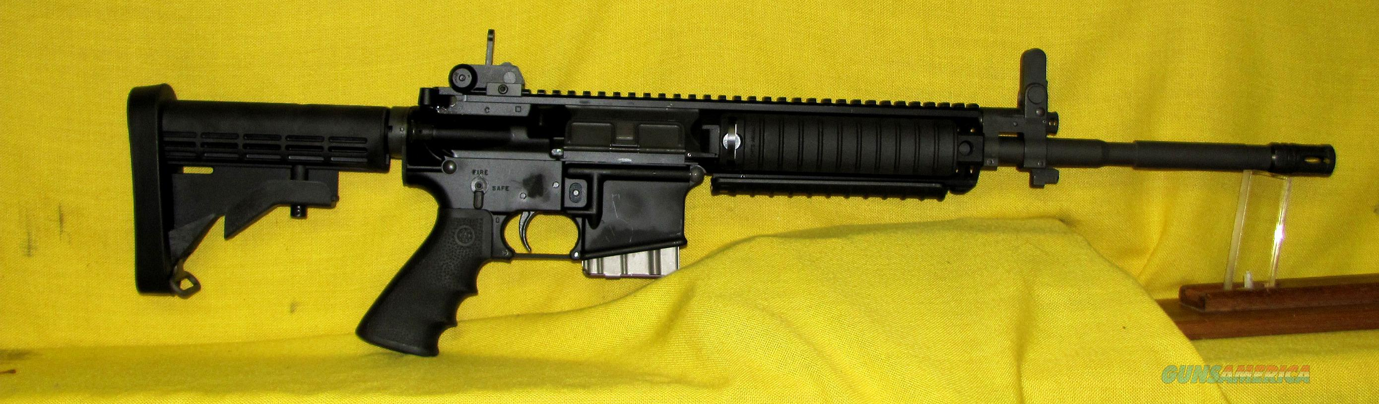 COLT GAS OPERATED LE M4 CARBINE  Guns > Rifles > Colt Military/Tactical Rifles