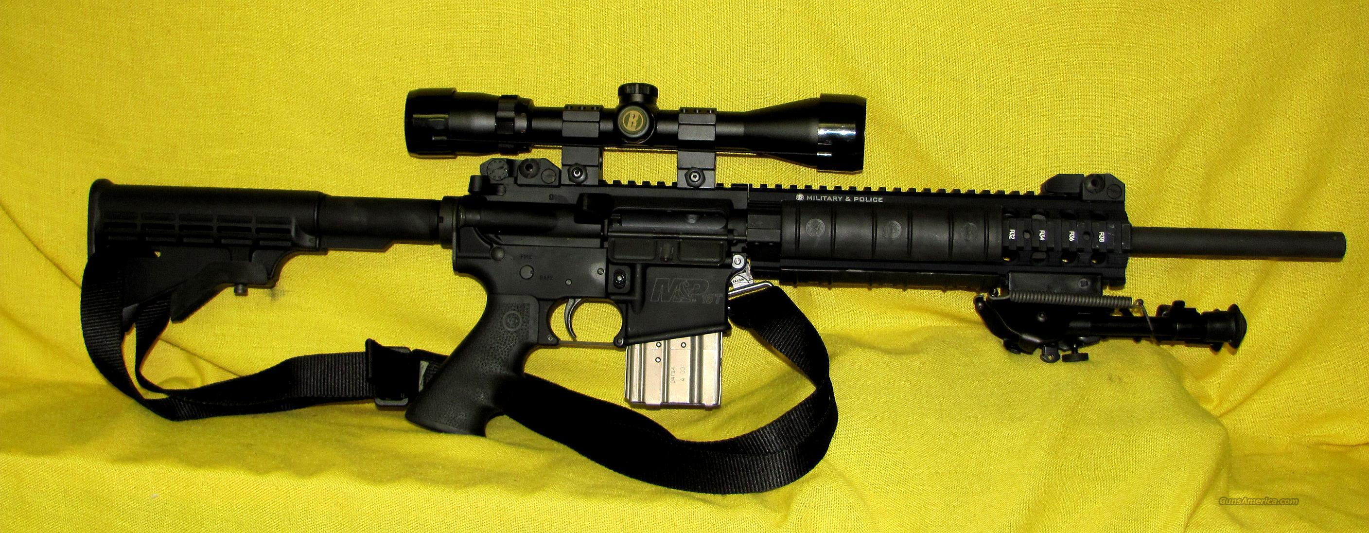 S&W M&P 15T  Guns > Rifles > AR-15 Rifles - Small Manufacturers > Complete Rifle