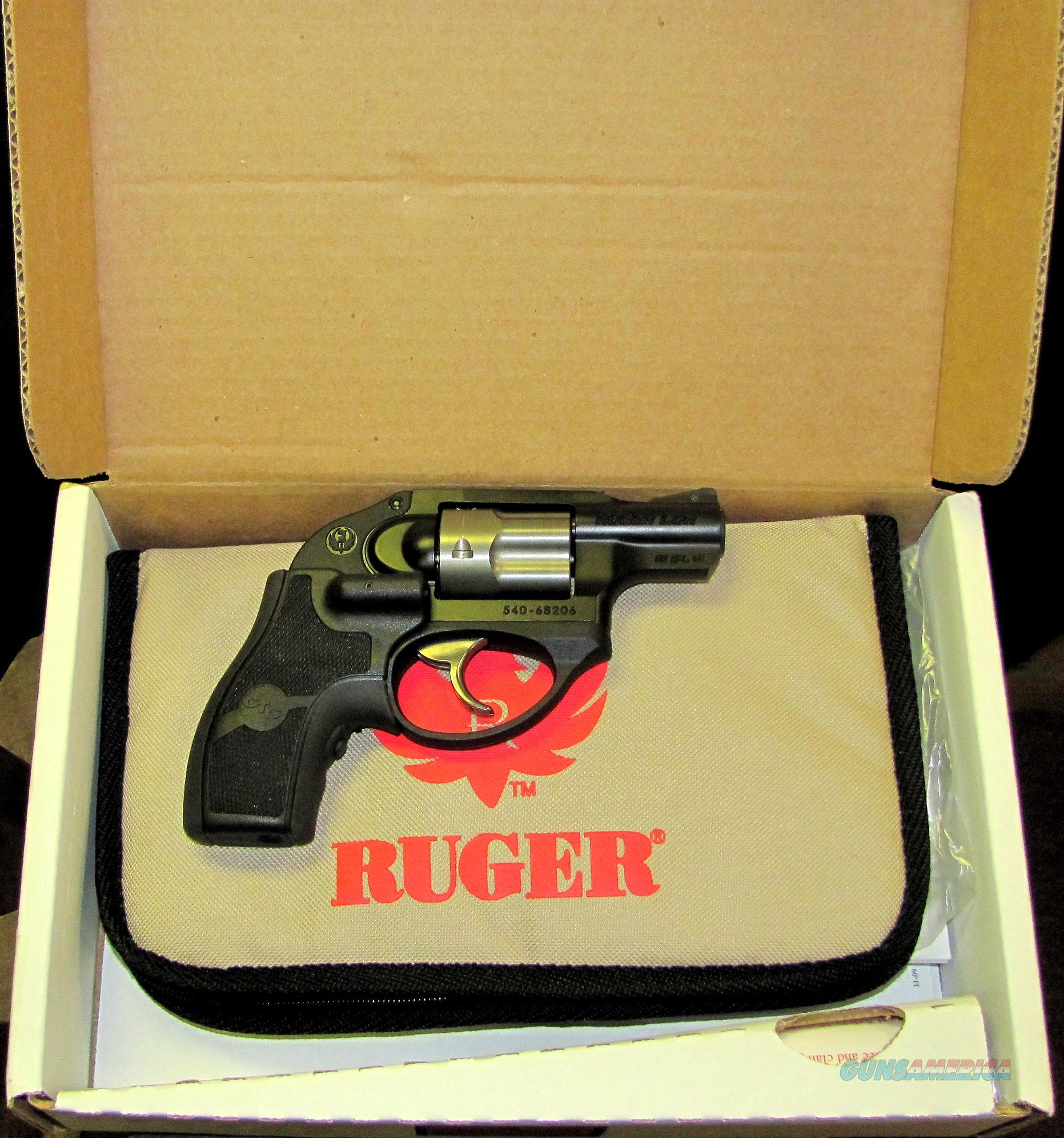 RUGER LCR  Guns > Pistols > Ruger Double Action Revolver > LCR