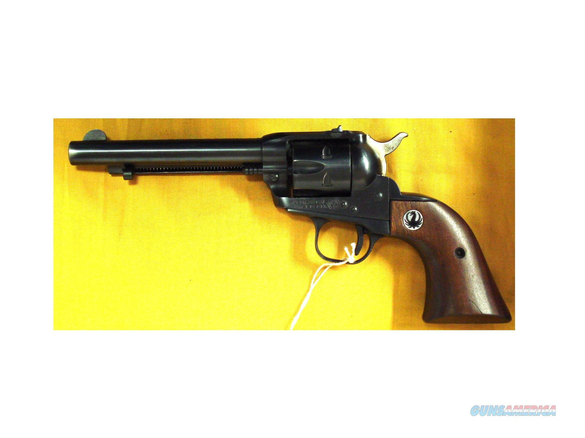 "RUGER SINGLE 6 .22LR 5 1/2"" BARREL 3 SCREW (113)  Guns > Pistols > Ruger Single Action Revolvers > Single Six Type"
