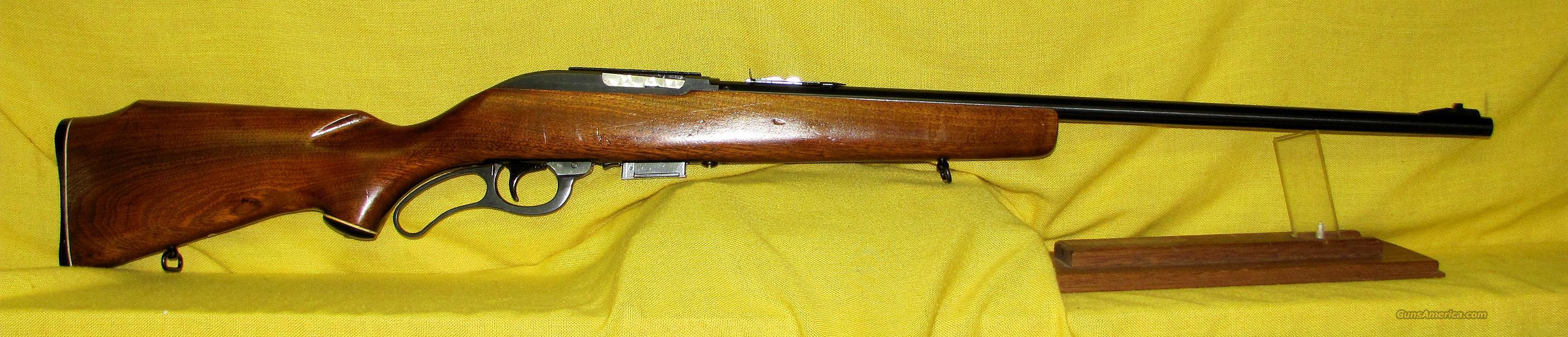 "MARLIN 62 .256 WIN MAG 24"" BARREL  Guns > Rifles > Marlin Rifles > Modern > Lever Action"