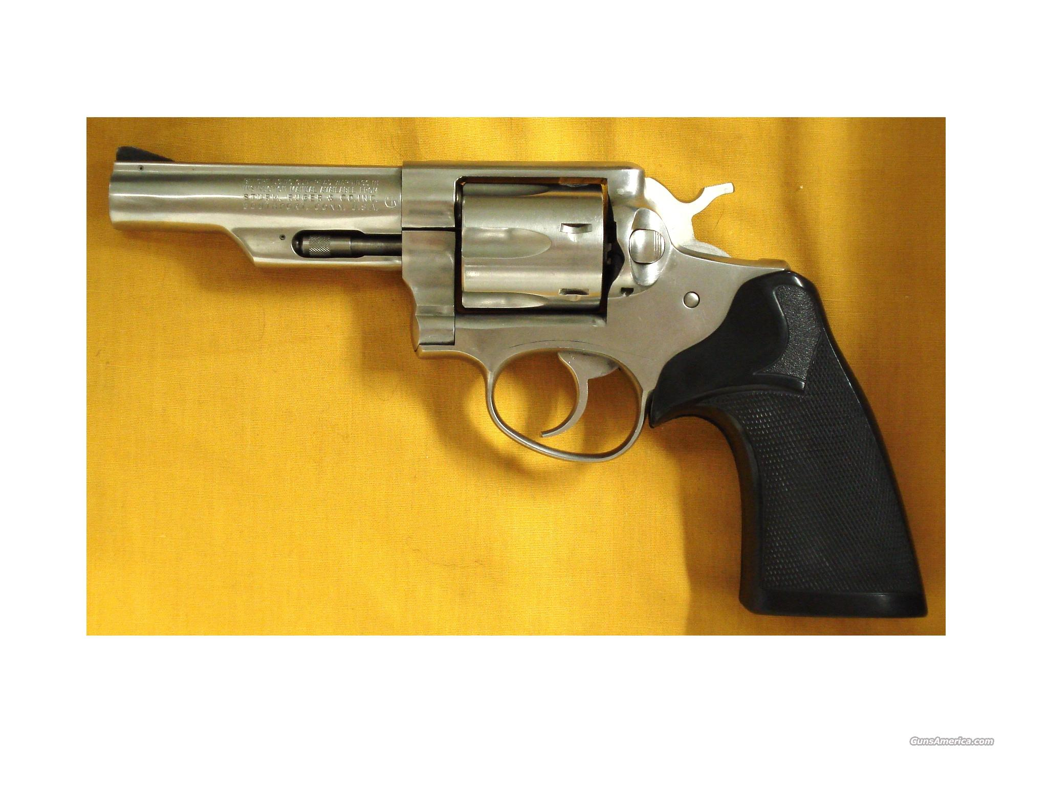 "RUGER POLICE SERVICE 6 .357MAG 4""BBL  Guns > Pistols > Ruger Double Action Revolver > Security Six Type"