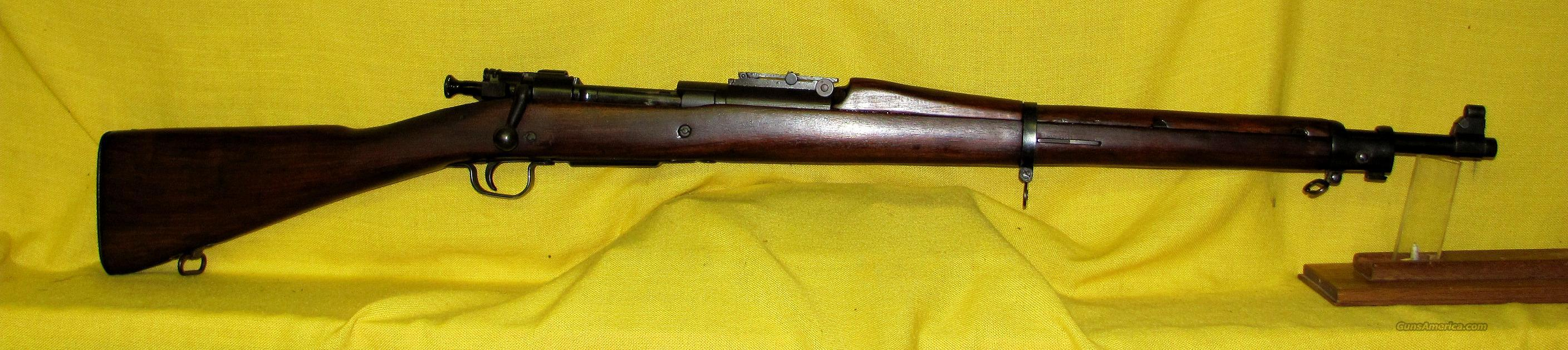 "SPRINGFIELD 1903A3  24""BBL WWII   Guns > Rifles > Military Misc. Rifles US > 1903 Springfield/Variants"