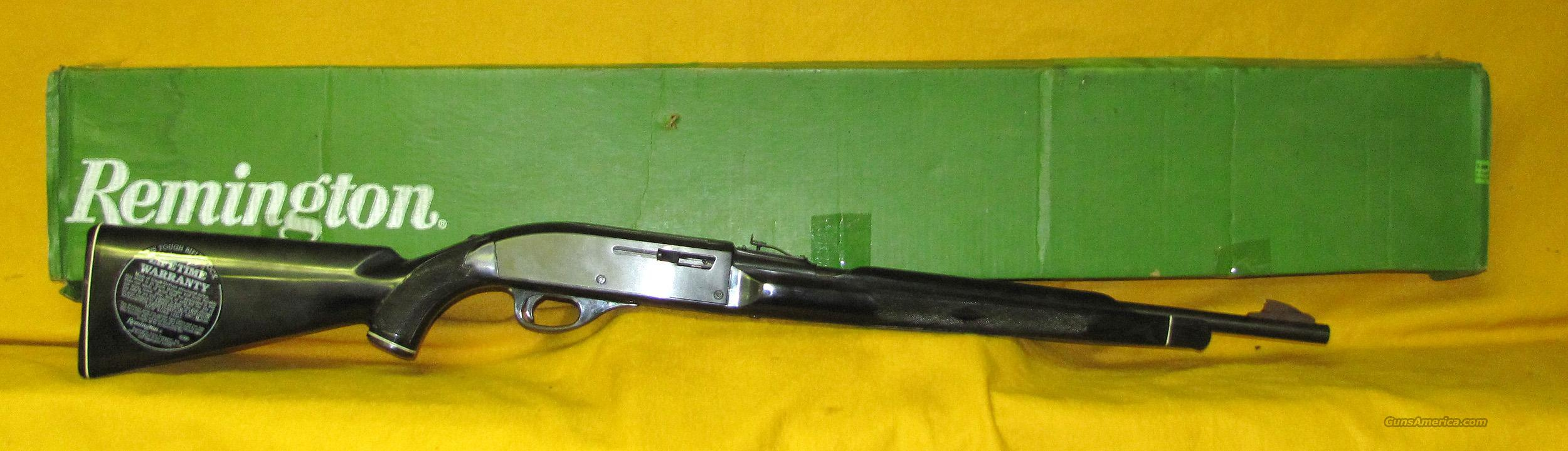 REMINGTON NYLON 66 BD (BLACK DIAMOND)  Guns > Rifles > Remington Rifles - Modern > .22 Rimfire Models
