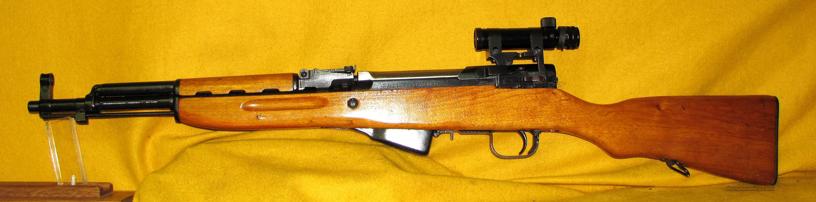 CHINESE SKS ( CARBINE )  Guns > Rifles > SKS Rifles