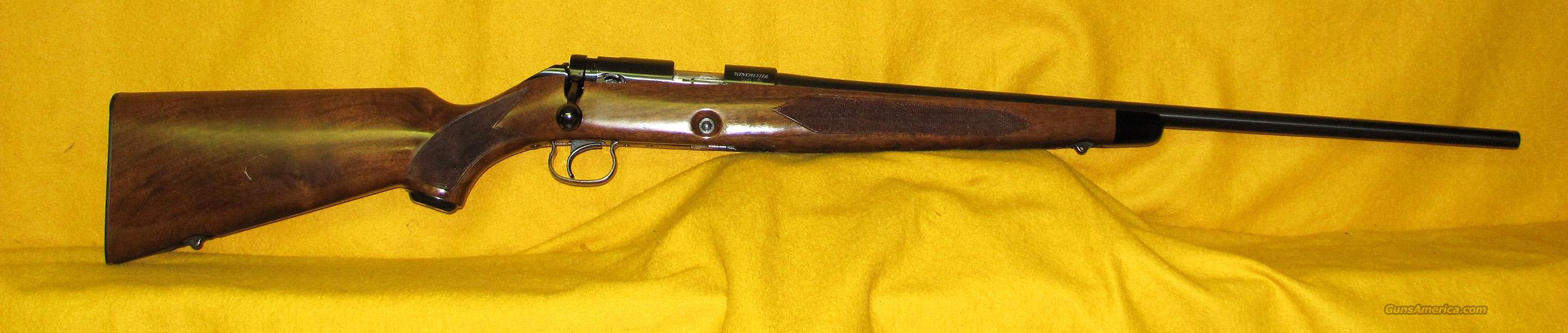 WINCHESTER 52 ( SPORTING RIFLE ) JAPAN  Guns > Rifles > Winchester Rifles - Modern Bolt/Auto/Single > Other Bolt Action