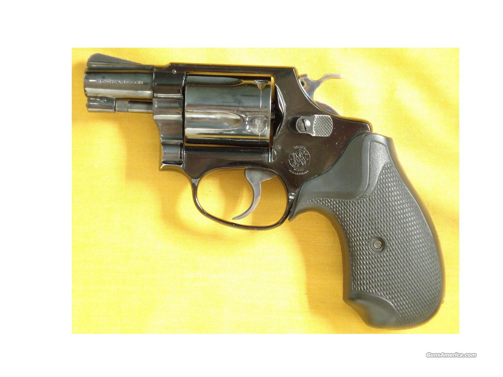"S&W 37 AIRWEIGHT .38SPL 2"" PINNED BBL  Guns > Pistols > Smith & Wesson Revolvers > Full Frame Revolver"